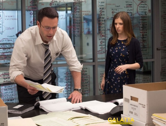 Anna is very talented and honest : Ben Affleck