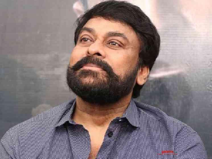 Megastar Chiranjeevi movie with Koratala Siva gets 20 Crore set - Tamil Movie Cinema News