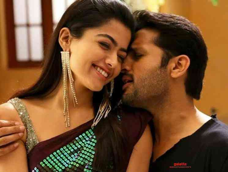 Whattey Beauty Song Bheeshma Nithiin Rashmika Mandanna - Tamil Movie Cinema News