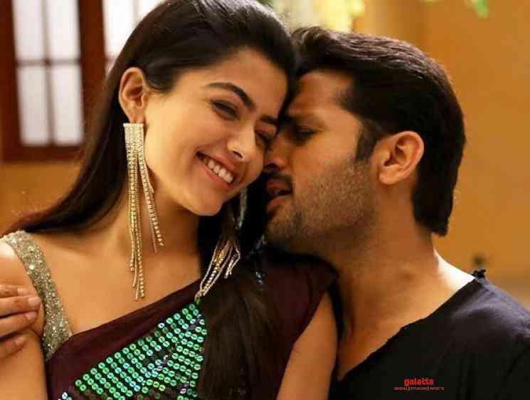 Bheeshma Songs Jukebox Nithiin Rashmika Mahati Swara Sagar - Tamil Movie Cinema News