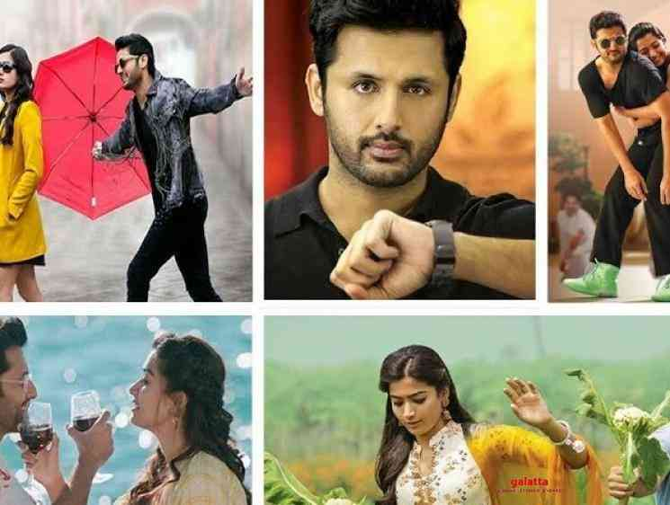 Bheeshma Back To Back Full Video Songs Nithiin Rashmika Mandanna - Tamil Movie Cinema News