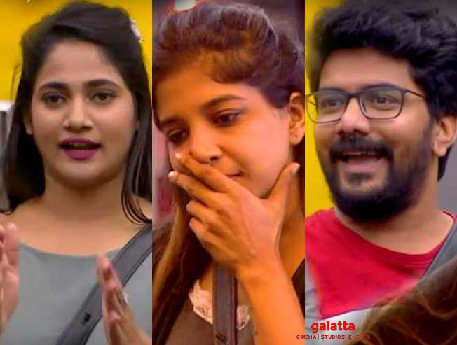 Bigg Boss 3 Sakshi issues warning to Kavin and Losliya fans