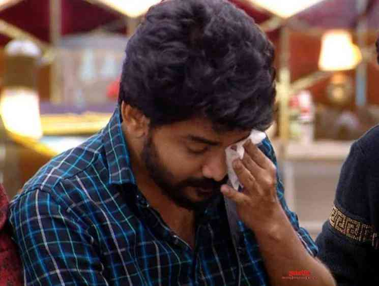 Bigg Boss 3 Kavin mourns his fan death - Tamil Movie Cinema News