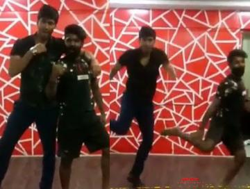 Bigg Boss 3 Tharshan Verithanam song dance Thalapathy Vijay Bigil - Tamil Movie Cinema News
