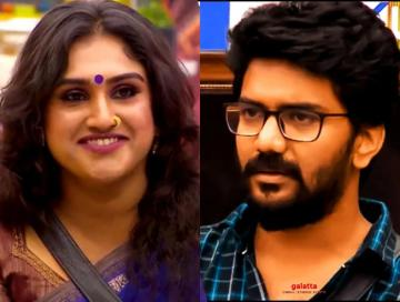Vanitha's viral reaction to Kavin's imitation - check it out!