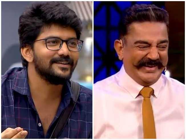 Bigg Boss 3 Kavin Losliya Sakshi love triangle Kamal comedy - Tamil Movie Cinema News