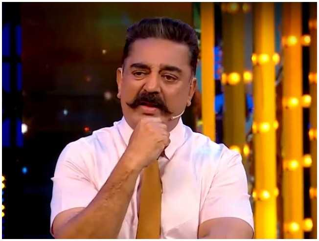Bigg Boss 3 Kamal Haasan Kavin Losliya issue Meera Mitun Sakshi