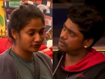 Losliya argues against Sandy for Kavin - new Bigg Boss 3 promo