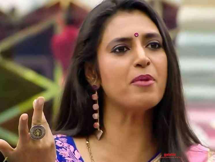 Bigg Boss Kasthuri reveals coronavirus scare at shooting spot - Tamil Movie Cinema News