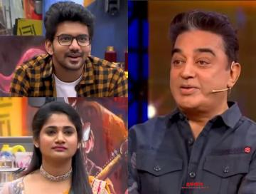 Bigg Boss 3 promo Kamal questions Kavin Losliya Sandy - Tamil Movie Cinema News