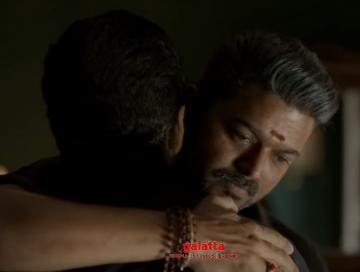 Bigil rayappan scene Thalapathy Vijay Atlee AR Rahman Nayanthara - Tamil Movie Cinema News