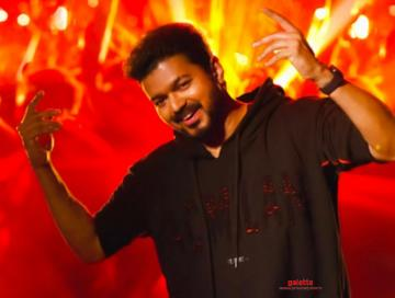Bigil Verithanam song controversy Thalapathy Vijay lyricist Vivek - Tamil Movie Cinema News