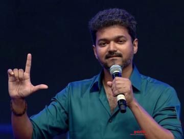 Bigil audio launch Vijay speech Aadai director Rathna Kumar - Tamil Movie Cinema News