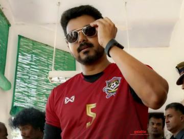 Bigil censored UA Thalapathy Vijay Atlee Archana Kalpathi - Tamil Movie Cinema News