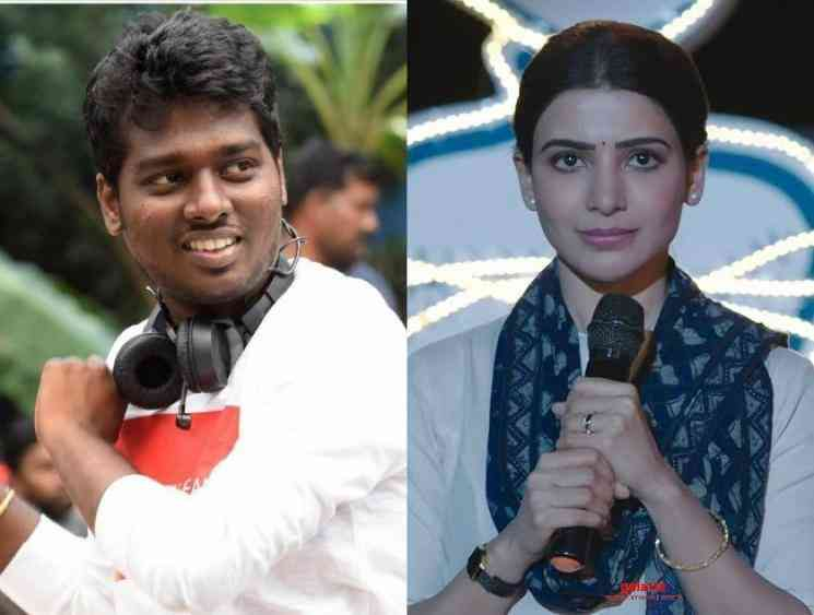 Bigil director Atlee reacts to 96 Telugu remake Jaanu teaser - Telugu Movie Cinema News