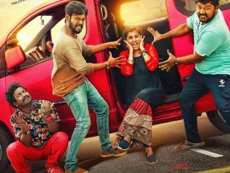 Siva Vijay Sethupathi release Plan Panni Pannanum poster - Movie Cinema News