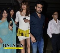 Harman's dinner date with Bipasha's parents!