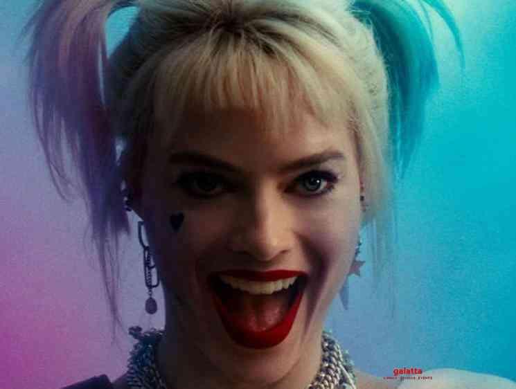 Birds Of Prey Official Trailer 2 Margot Robbie Harley Quinn - Tamil Movie Cinema News