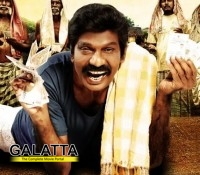 Goundamani gets a doctorate!