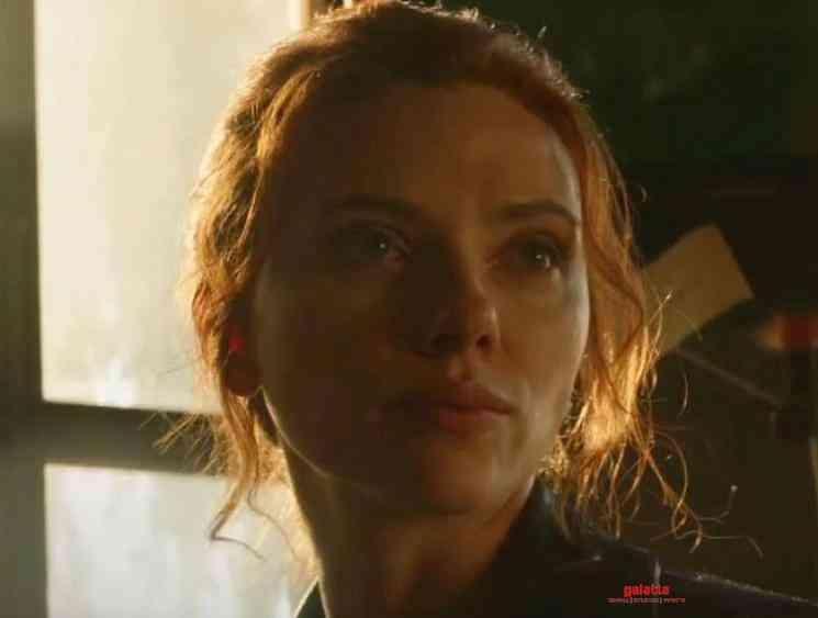Marvel Studios Black Widow special look teaser Scarlett Johansson - Tamil Movie Cinema News