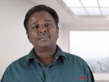 blue shirt review Maaran direction movie update Radha Ravi - Tamil Movie Cinema News