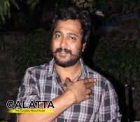 Bobby Simha in a comedy entertainer