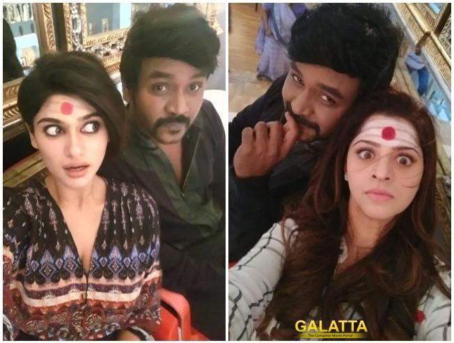 Muni 4 Kanchana 3 April 14 2019 Release Tamil New Year Sun Pictures Petta Sarkar