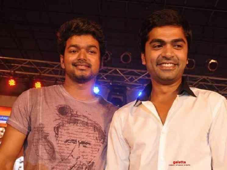 STR praises Arunraja Kamaraj for Kutti Story lyrics in Master - Tamil Movie Cinema News