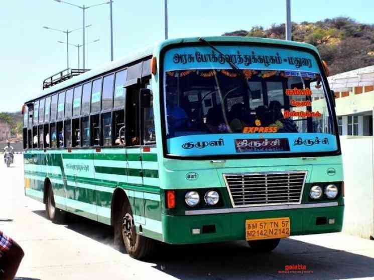 Bus services resume in 25 Tamil Nadu districts - Tamil Movie Cinema News