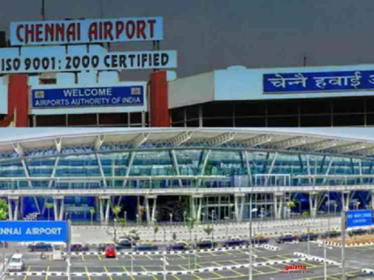 Chennai Airport most likely to only have departures - Tamil Movie Cinema News