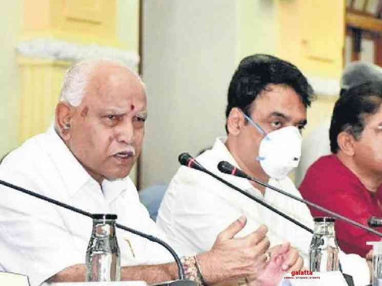 Karnataka bans entry of people from TN Gujarat Maharashtra Kerala - Hindi Movie Cinema News