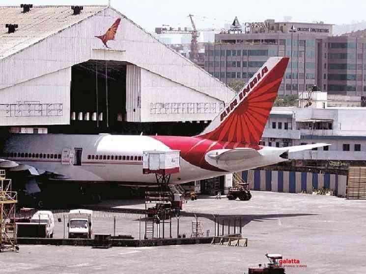 Air India to operate special flight from Sweden on June 6 - Tamil Movie Cinema News