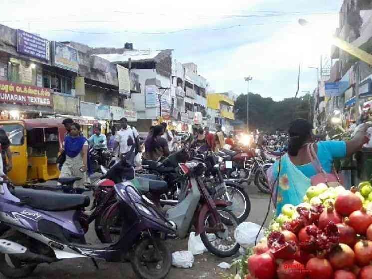 150 vegetable vendors in MGR Market to undergo COVID testing - Tamil Movie Cinema News