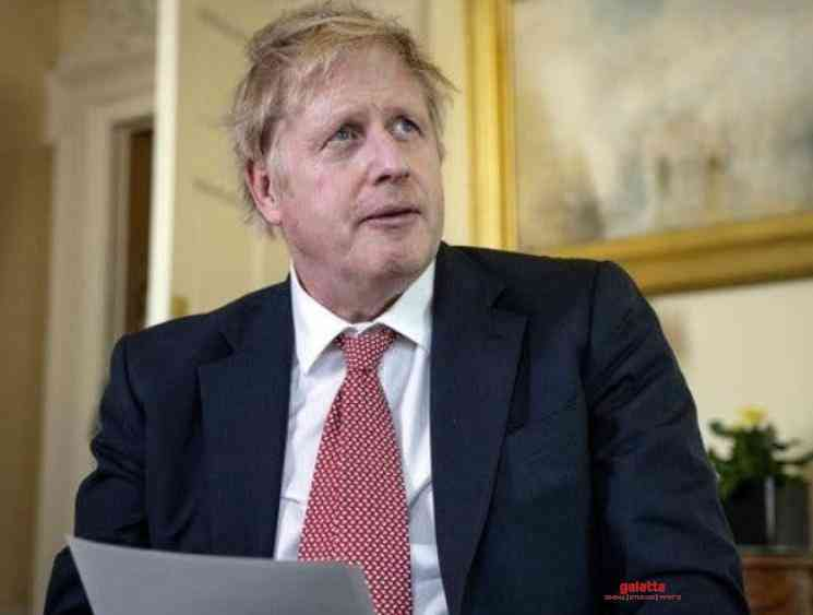 British PM Boris Johnson first video appearance coronavirus - Tamil Movie Cinema News