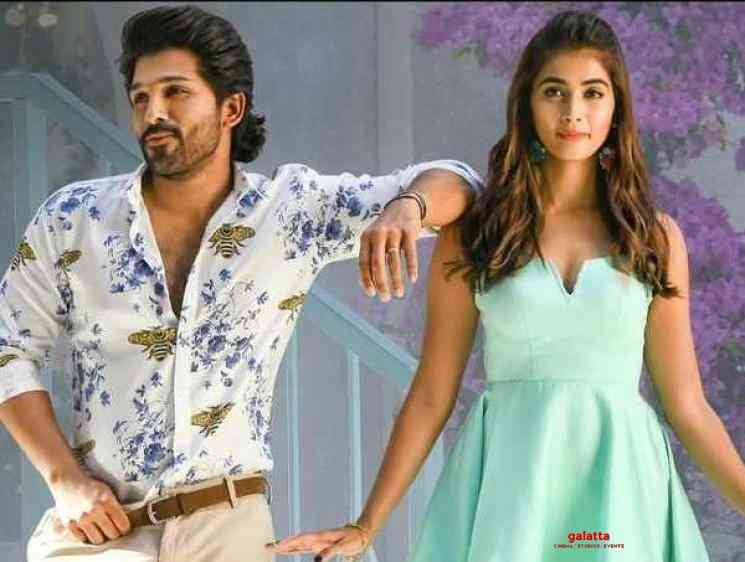 ButtaBomma Full Video Song Allu Arjun Pooja Hegde - Tamil Movie Cinema News