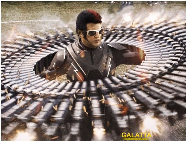 2 Point 0 Trailer Contest Rajinikanth Fans Chitti Punch Dialogue Shankar