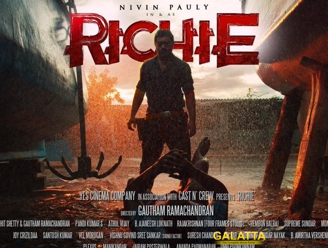 Nivin Pauly Enters Kollywood with Richie