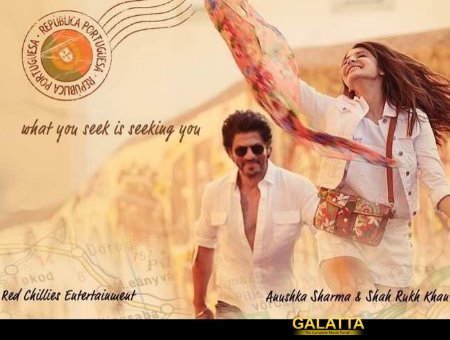 SRK and Anushka Sharma's Film Gets a Release Date