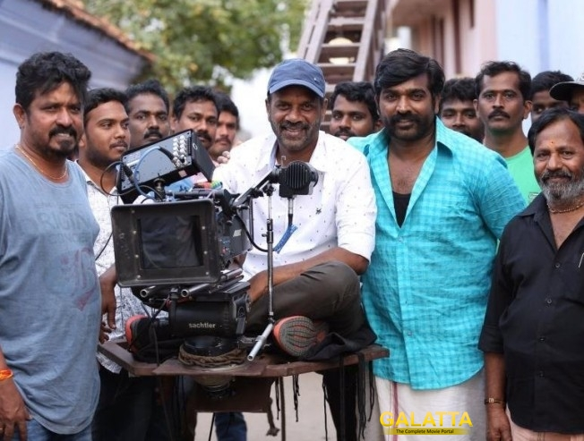 Cinematographer Shakthi replaces Ramji in Karuppan