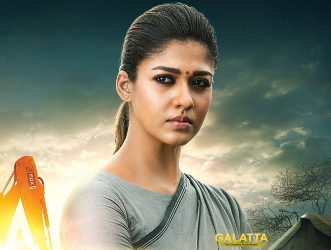 Let the slogan #WeWant #jallikattu go National: Nayantara