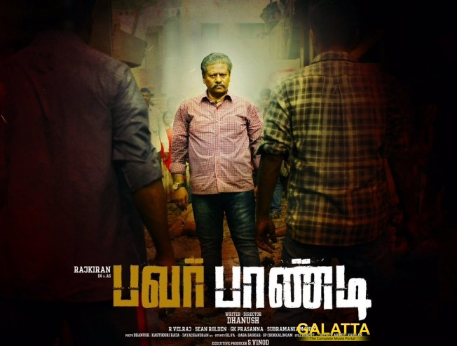 Power Paandi wrapped up