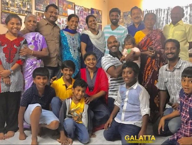 Sivakumar praises Vijay Milton's Kadugu