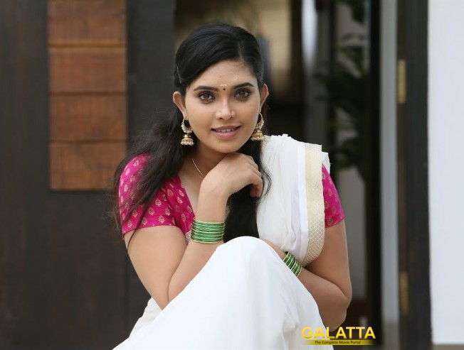 Ishaara sheds weight for Adhi Maedhavigal