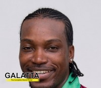 Khiladi Kitty team dines with cricketer Chris Gayle