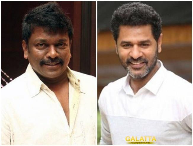 Prabhudeva Rumored To Act In Ulle Veliye 2 Under Parthiepan Direction