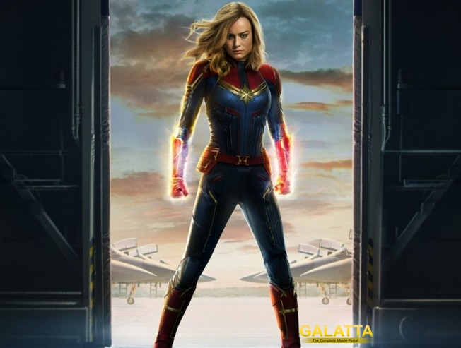 Captain Marvel Special look Trailer is Here !