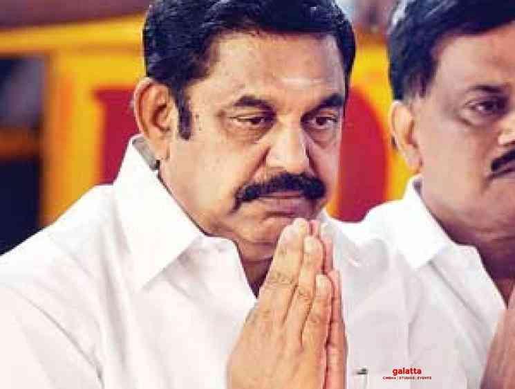 TN CM EPS Announces Rs 5Lakh to Jayashree family - Tamil Movie Cinema News