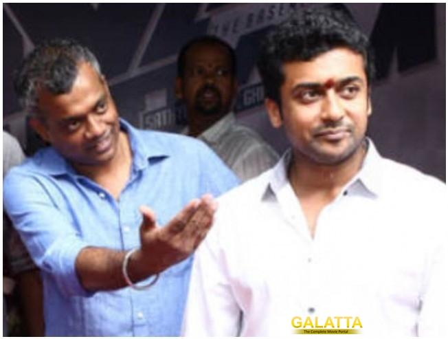 Suriya To Release Ulaviravu Ondraga Originals Track For Gautham Menon