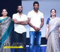 Vishal's fights for saving cattle!