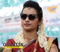 Trisha is Padayappa